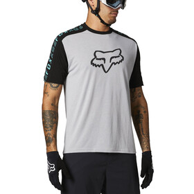 Fox Ranger Dri-Release Foxhead SS Jersey Men, steel grey